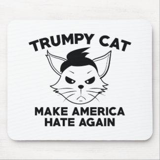 Gato de Trumpy Alfombrilla De Ratón