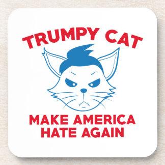 Gato de Trumpy Apoyavasos