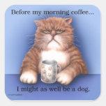Gato del café