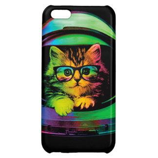 Gato del inconformista - astronauta del gato -