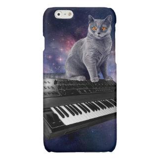 gato del teclado - música del gato - espacie el