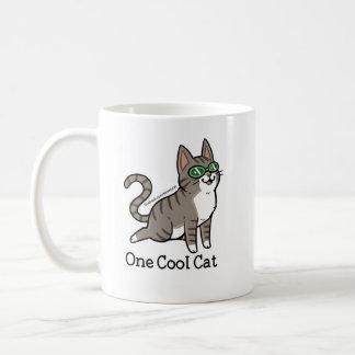 Gato fresco de la taza una de Skooter