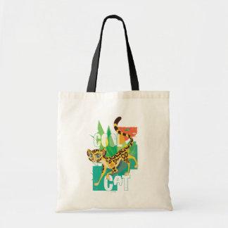 Gato fresco Fuli del guardia el | del león Bolso De Tela