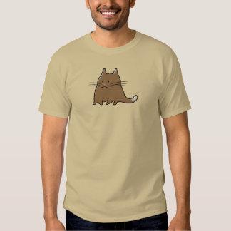 Gato gordo camisas