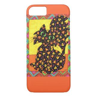 Gato mexicano del arte popular funda iPhone 7
