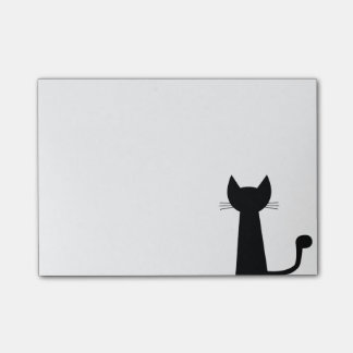 Gato Notas Post-it®