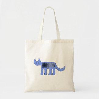 Gato perdido bolso de tela