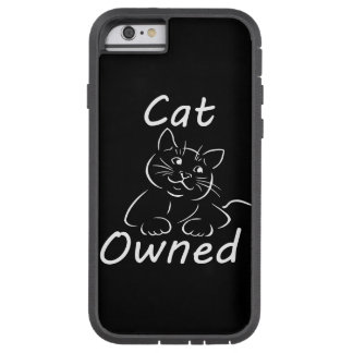 gato poseído funda tough xtreme iPhone 6