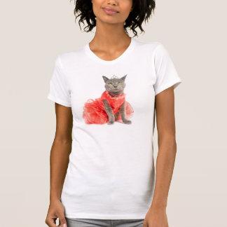 Gato Quinceanera Camiseta