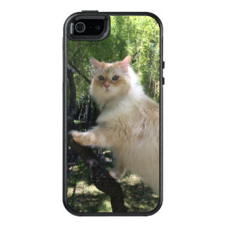 Gato siberiano del bosque funda otterbox para iPhone 5/5s/SE