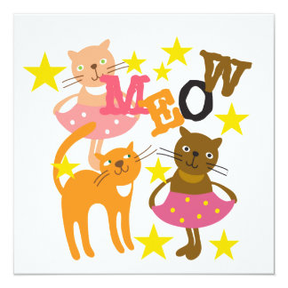 Gatos del baile comunicados