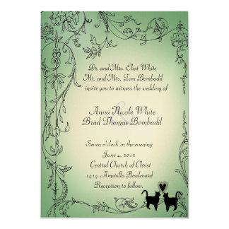 Invitaciones boda del gato for Ahuyentar gatos del jardin