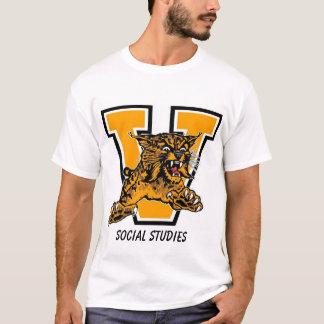 Gatos monteses camiseta