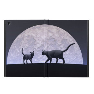 Gatos románticos funda para iPad air
