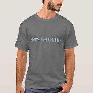 Gaucho 100% camiseta