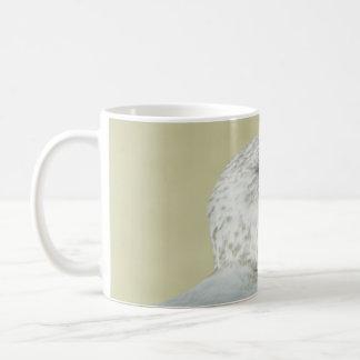 Gaviota serena taza de café