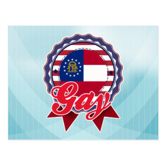 Gay, GA Postales