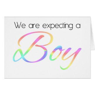 Gay/lesbiana de la invitación del embarazo tarjetas
