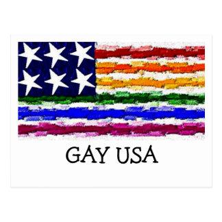 GAY LOS E.E.U.U. POSTAL