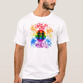 Gay love camiseta
