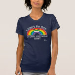 Gay rainbow camiseta