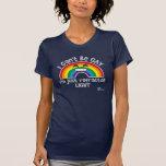 Gay rainbow camisetas