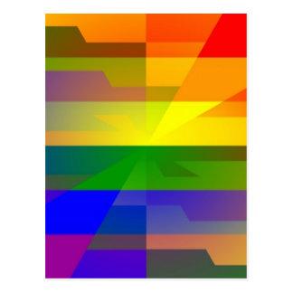 Gay soy productos tarjeta postal