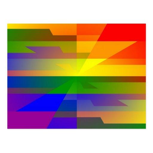 Gay soy productos tarjetas postales