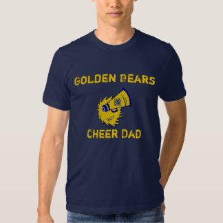 GB cheer3 (2), papá de la alegría, osos de oro Camiseta