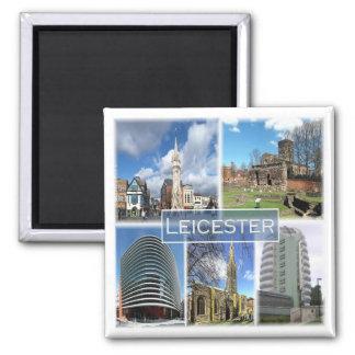 GB * Inglaterra - Leicester Imán