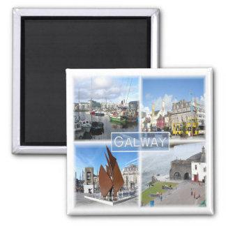 GB * Irlanda del Norte - Galway Imanes