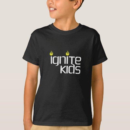 GCC enciende la camiseta de los niños