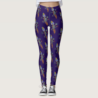 Gecko precioso leggings