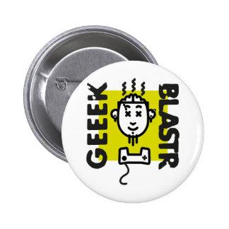 GEEK BLASTER PIN