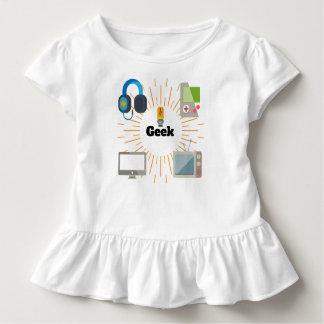 Geek Camiseta De Bebé