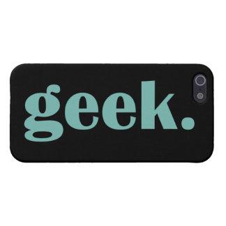 geek iPhone 5 fundas