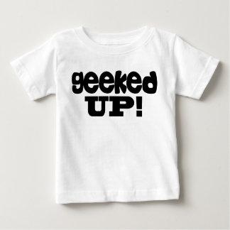 ¡Geeked para arriba!! Camisetas