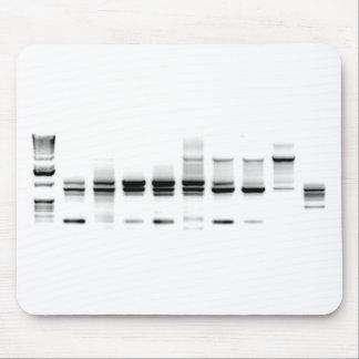 Gel de la DNA Alfombrilla De Raton