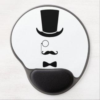 Gel Mousepad de la cara del inconformista Alfombrilla Gel