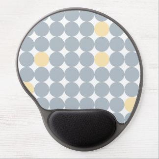 Gel Mousepad de los puntos Alfombrilla Gel