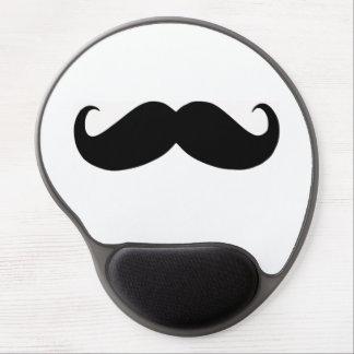 Gel Mousepad del bigote del inconformista Alfombrilla Gel