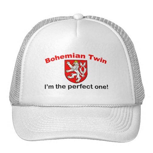 Gemelo bohemio perfecto gorras de camionero