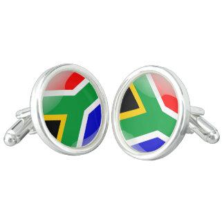 Gemelos Bandera brillante surafricana
