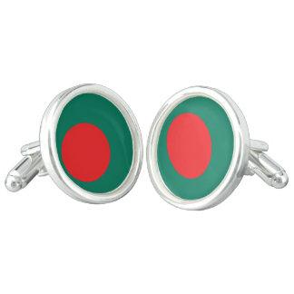 Gemelos Bandera de Bangladesh