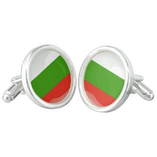 Gemelos Bandera de Bulgaria