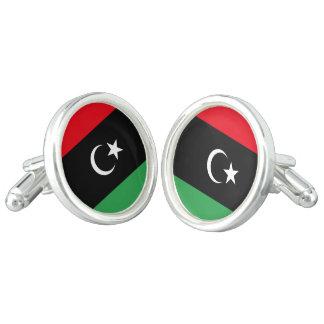 Gemelos Bandera de Libia