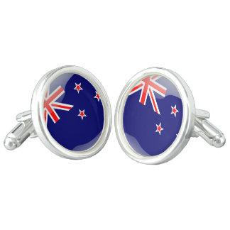 Gemelos Bandera de Nueva Zelanda