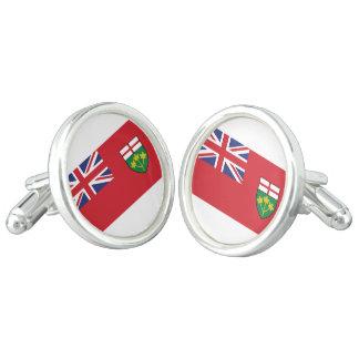 Gemelos Bandera de Ontario