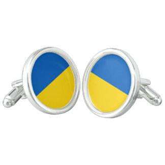 Gemelos Bandera de Ucrania