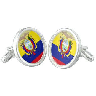 Gemelos Bandera del Ecuadorian